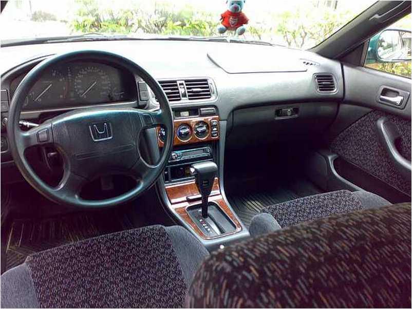 Хонда аккорд 5 фото