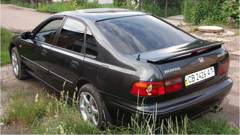 хонда аккорд 1993