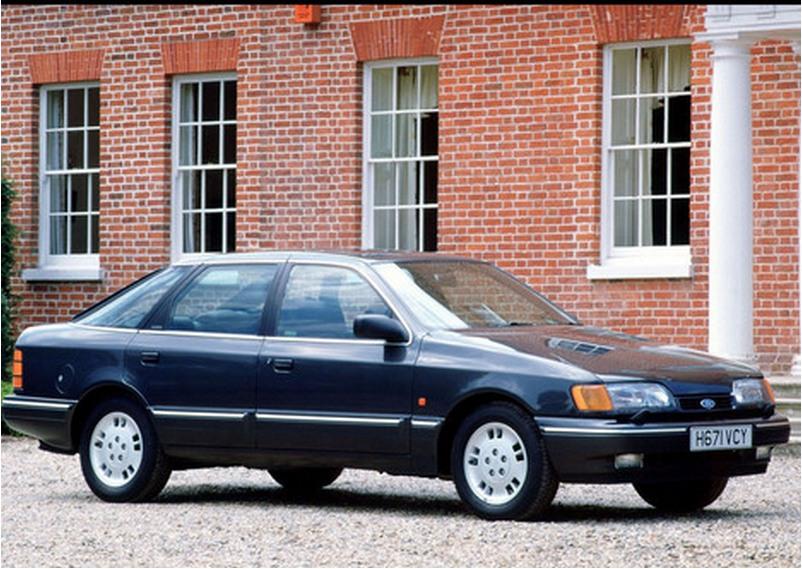 форд скорпио 1985 года