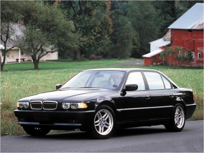 1998 BMW 7 e38 series