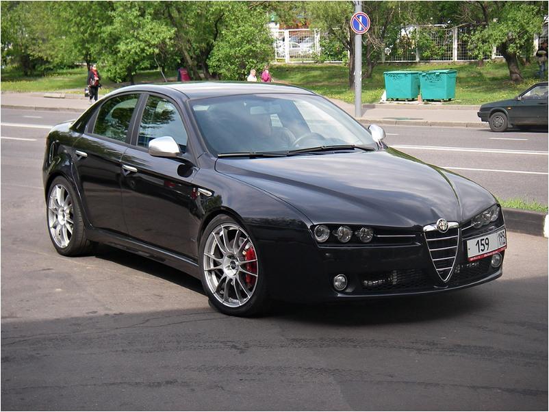 Alfa Romeo технические характеристики обзор цена