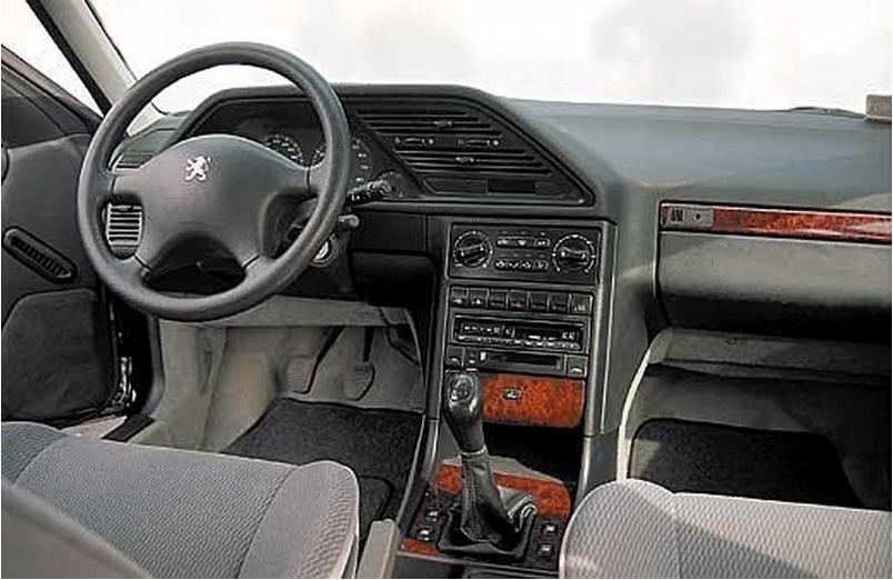 Технические характеристики Peugeot 406 / Пежо 406 ...