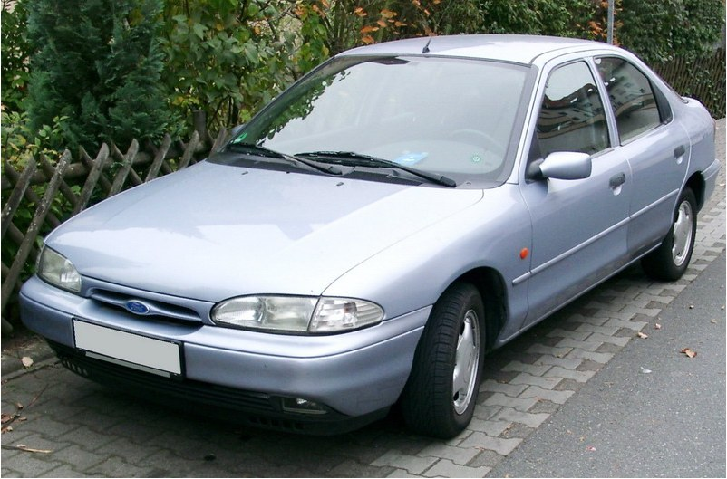 ford mondeo 1