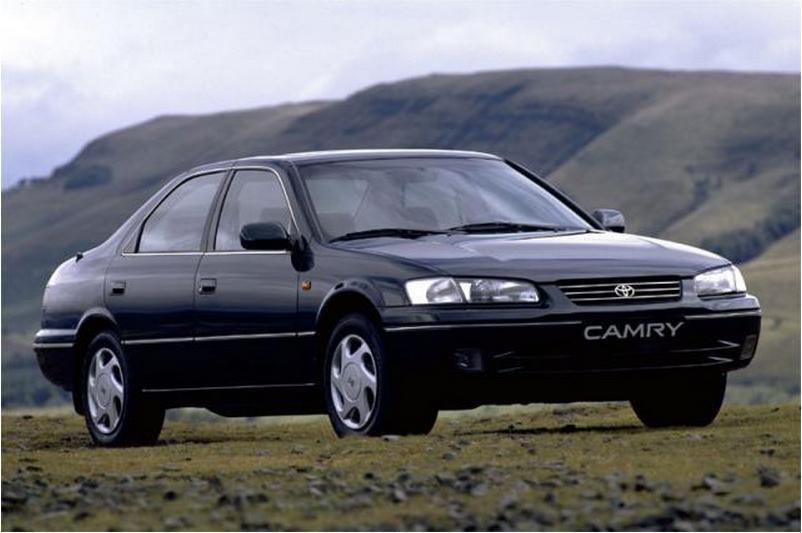 toyota camry xv20 характеристики виробництво сша