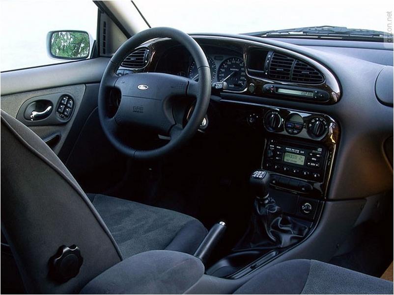 форд мондео первого поколения фото салона