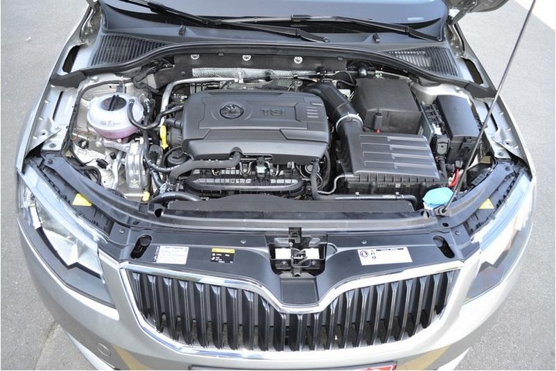 skoda octavia a7 технические характеристики моторов