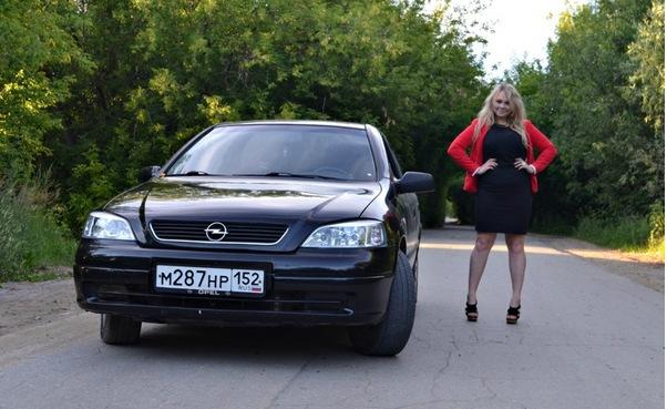 Opel astra g обзор