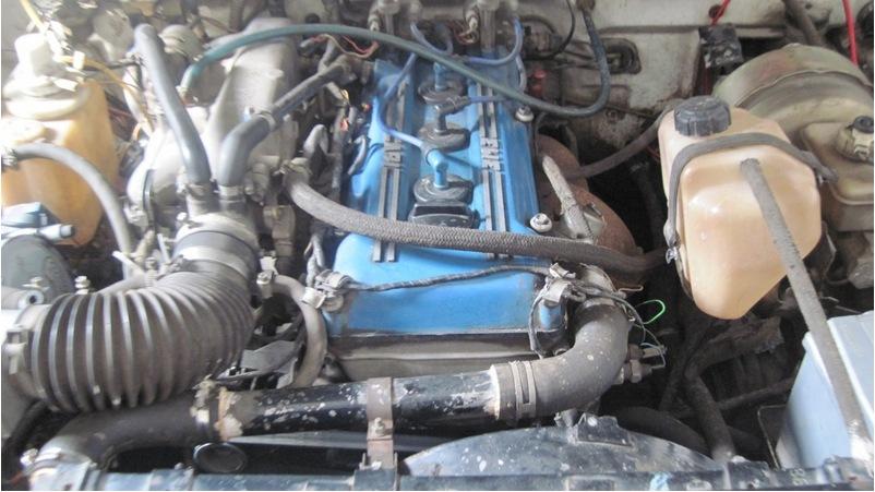 Двигатель хендай d4bf