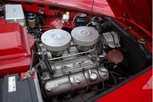 BMW 503, Baujahr 1959, 3200 cm³, 8 Zyl., 140 PS, Bitburg Classic 2012
