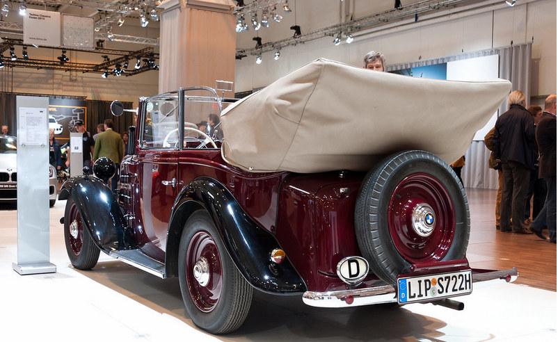 BMW 303 1933 - купить, фото, машина, автомобиль